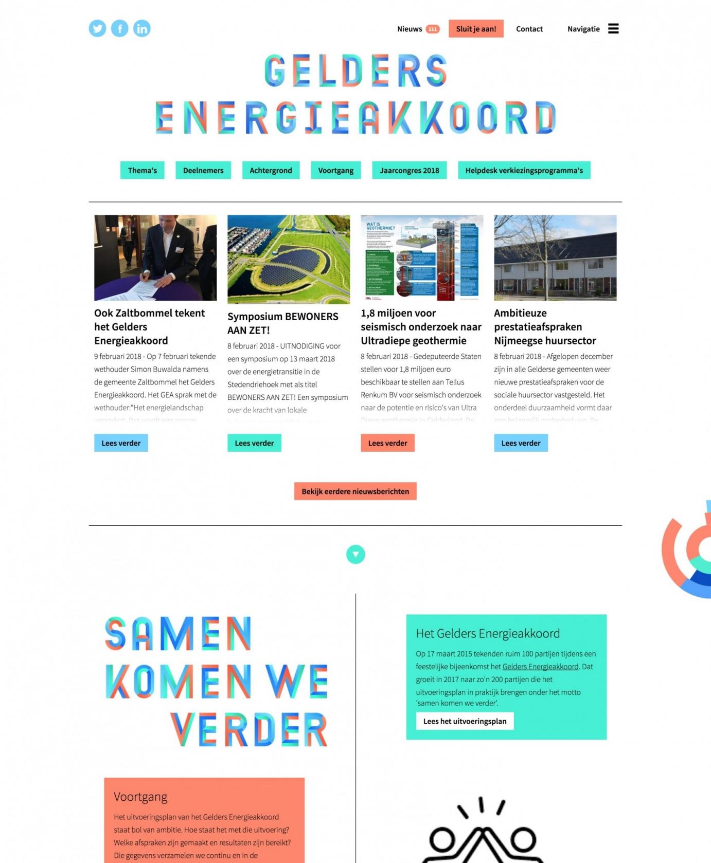 Gelders Energieakkoord Homepage