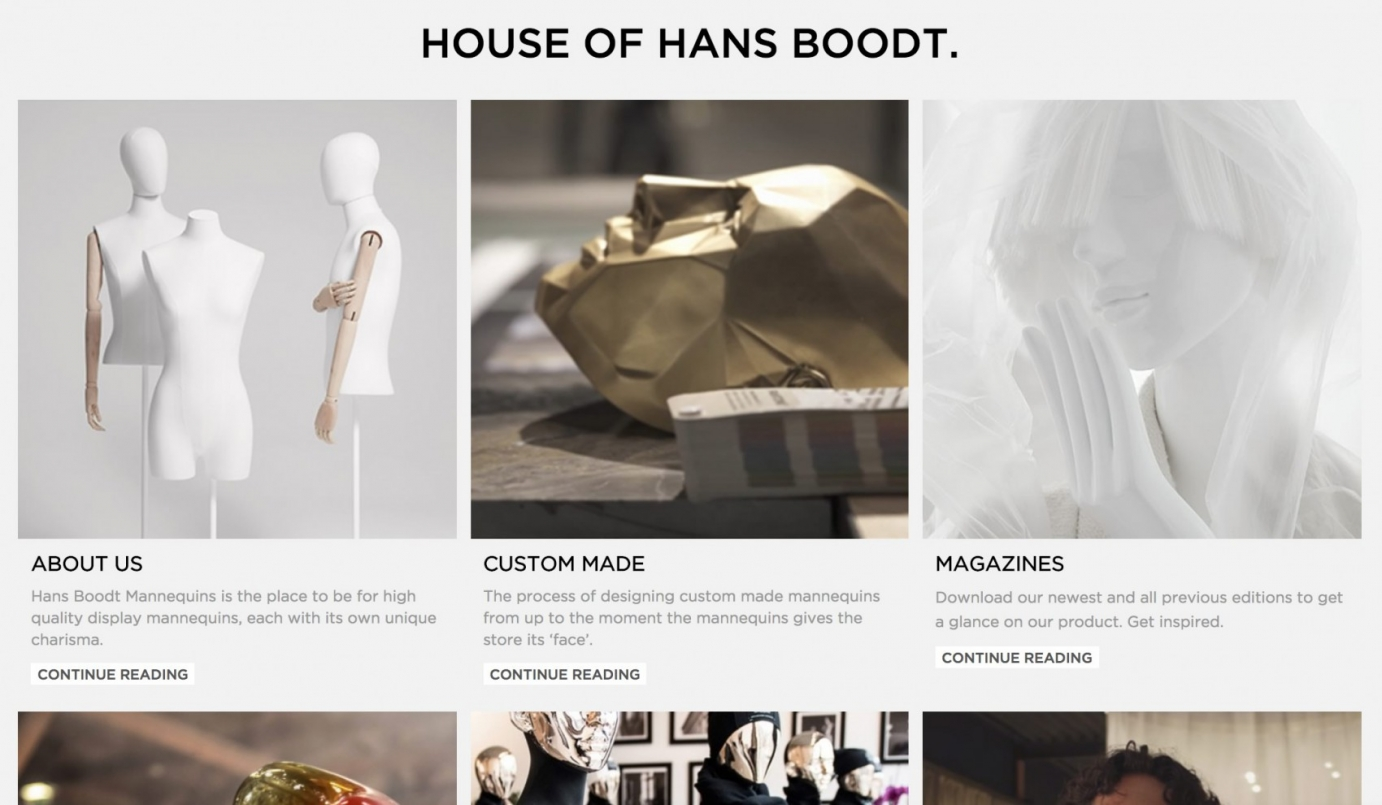 House of Hans Boodt