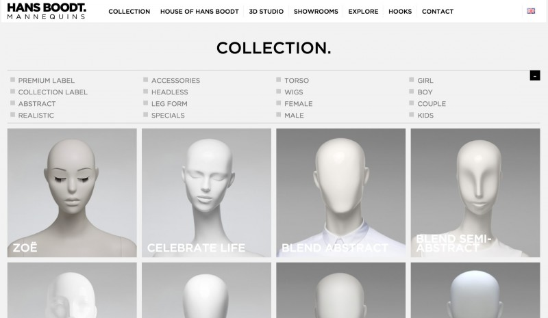 Collectie overzicht