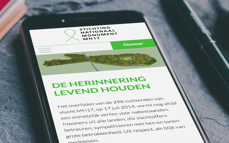 Stichting Nationaal Monument MH17